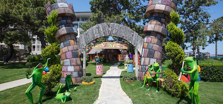 Kilikya Resort Palace Çocuk Kulübü